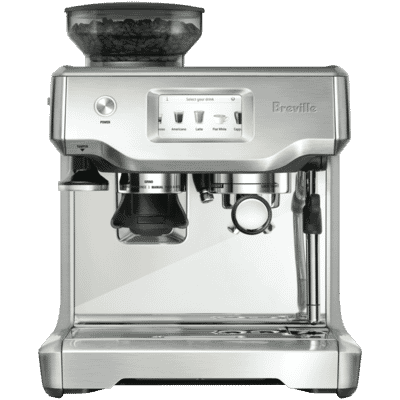 Breville - The Barista Touch Coffee Machine - Stainless Steel